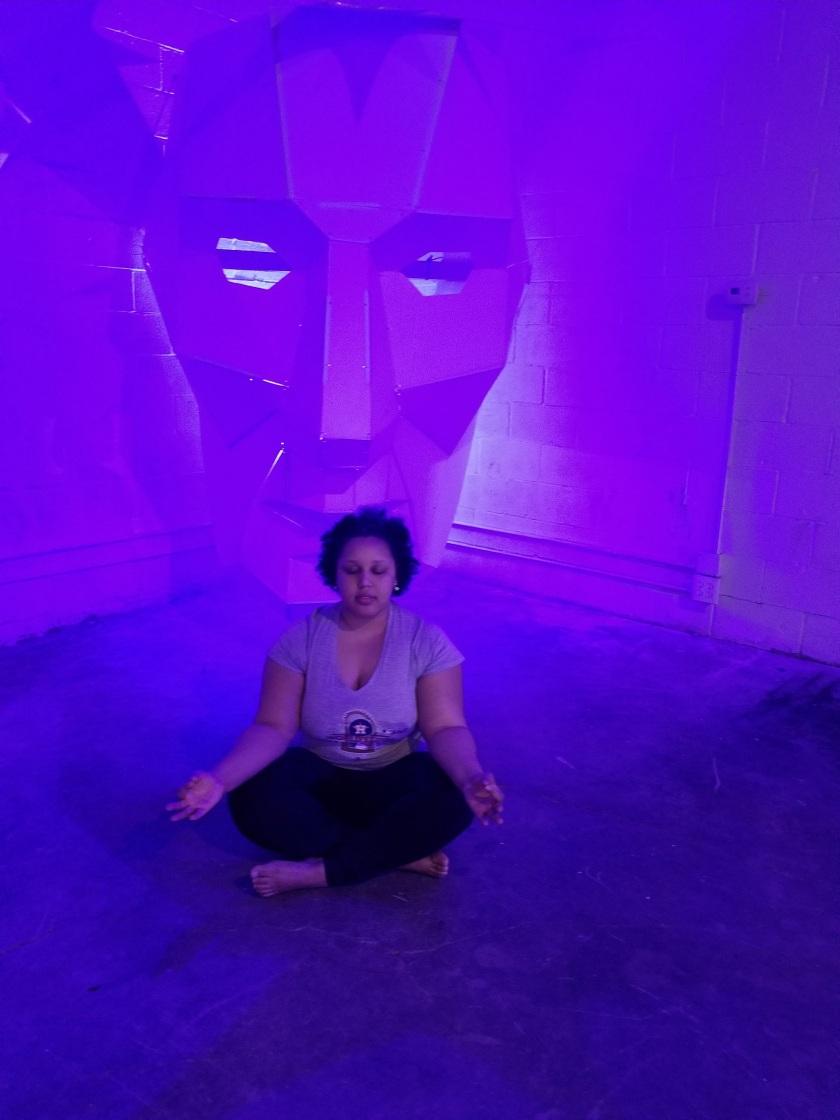 Girl Houston Trap Yoga Ciara Rouege